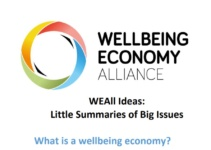 Wellbeing Economy