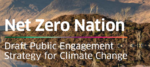 Net Zero Nation: Draft Public Engagement Strategy for Climate Change